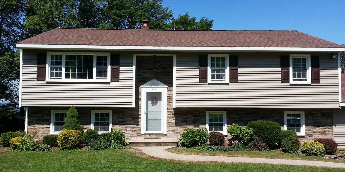 Residential Siding Roofing Gutter Insulation Deck